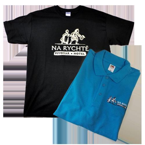 Souvenirs T-Shirts Brauerei und Hotel Na Rychtě