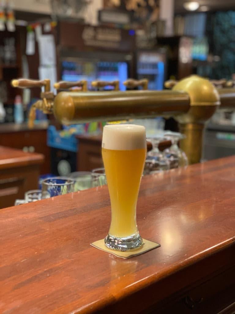 BAVARIA WEIZEN BIER - pšeničné svrchně kvašené pivo bavorského tipu