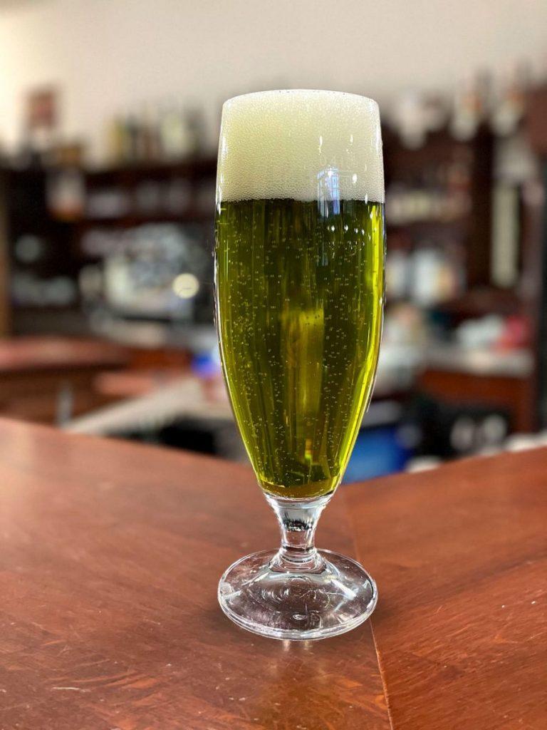 Kopřivové pivo